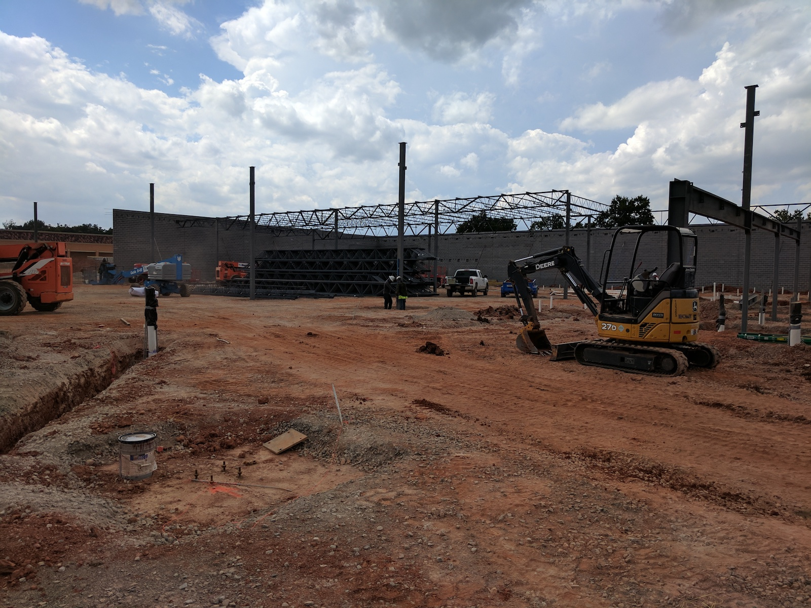 Winco Foods – Oklahoma City, OK   Southern Roots Steel Erectors
